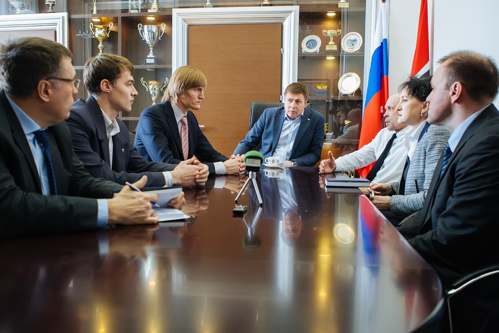 Андрей Кириленко в Новосибирске